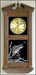 walleye clock
