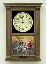 personalized clocks and photo clocks