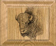buffalo gifts and bison decor