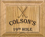custom gifts for golfers