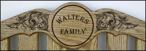 Wooden Benches Memorial Bench Cedar Chest Bench